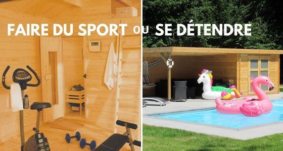 Geef je tuinhuis een creatieve bestemming