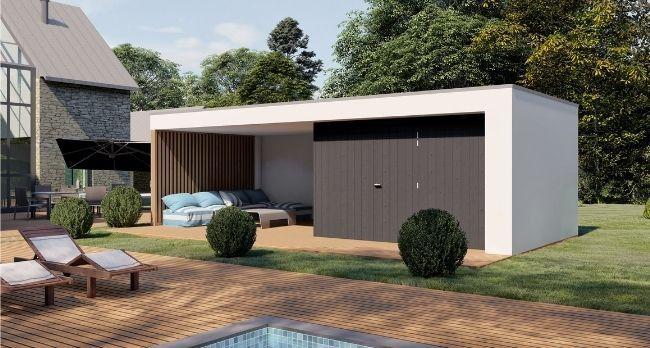 Trend: van klassiek tuinhuis naar exclusieve tuinkamer
