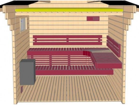 Sauna Tambura