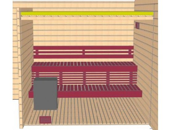 Sauna Mohac