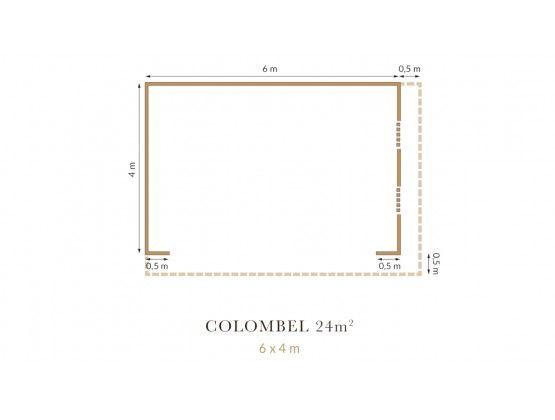 Colombel 24 m²
