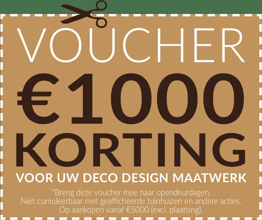 Voucher Deco Design