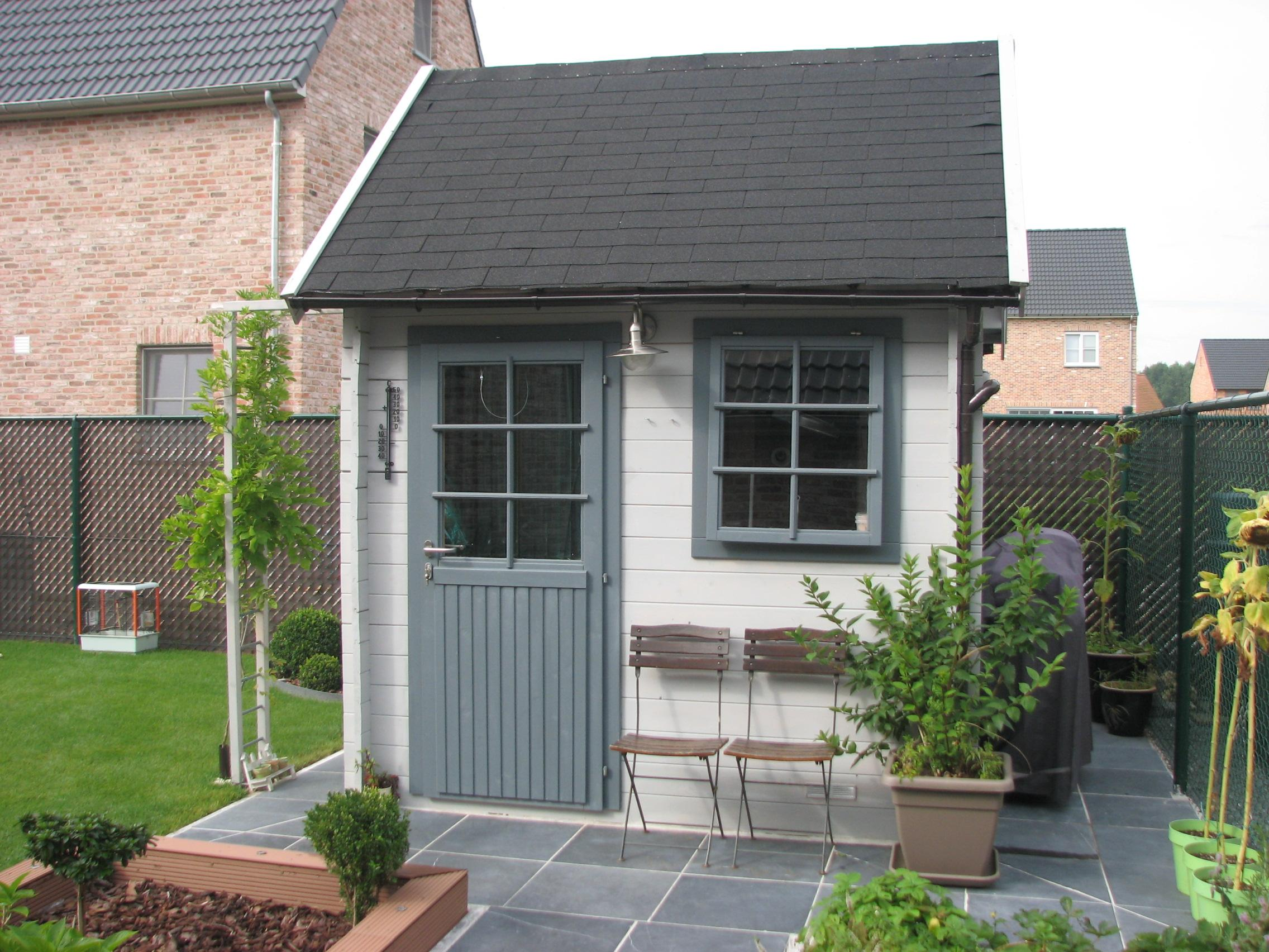 Waarop moet ik letten bij de aankoop van een tuinhuis?